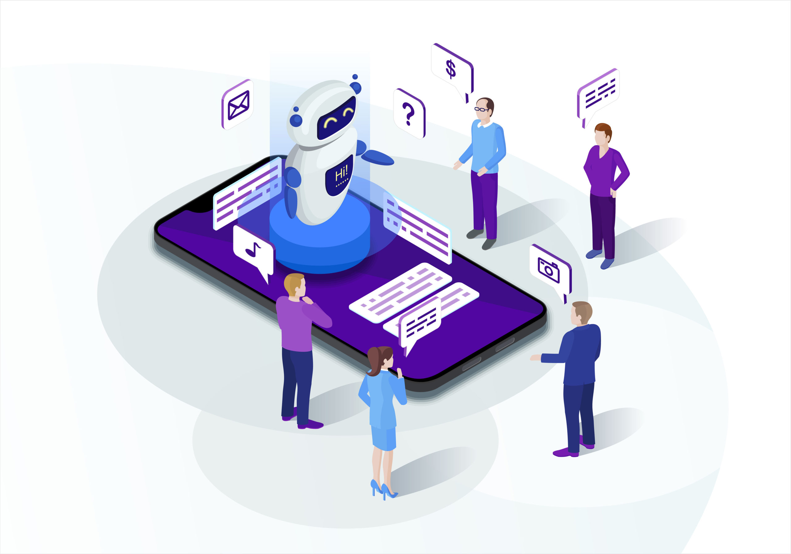 ChatBots and Their Influence In Marketing