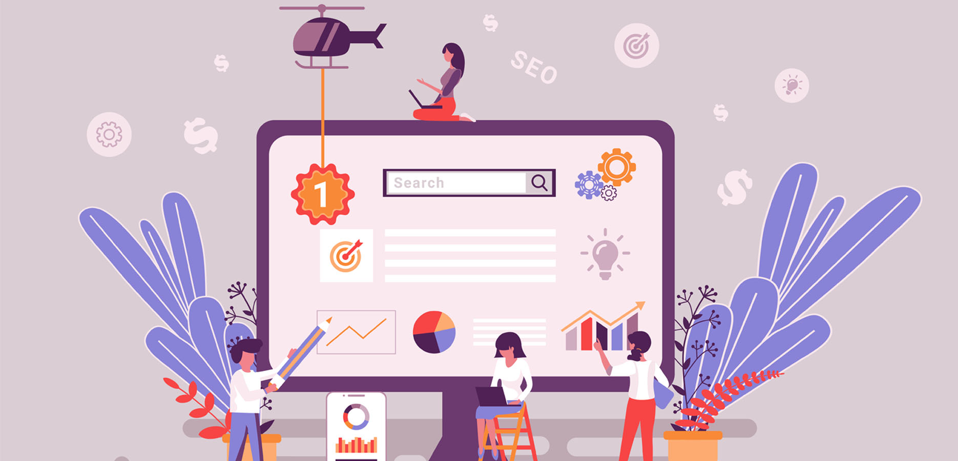 Top 5 SEO Trends In 2020 To Implement.