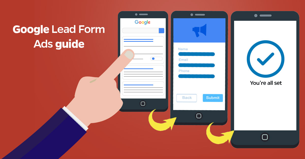 New Google Lead Form Extension Convert Users Without Ad Clicks